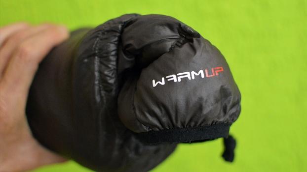Jaqueta de pluma Warm Up da Solo