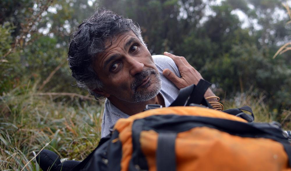 Waldir Joel, 30 anos de montanhismo e uma cargueira 80l nas costas