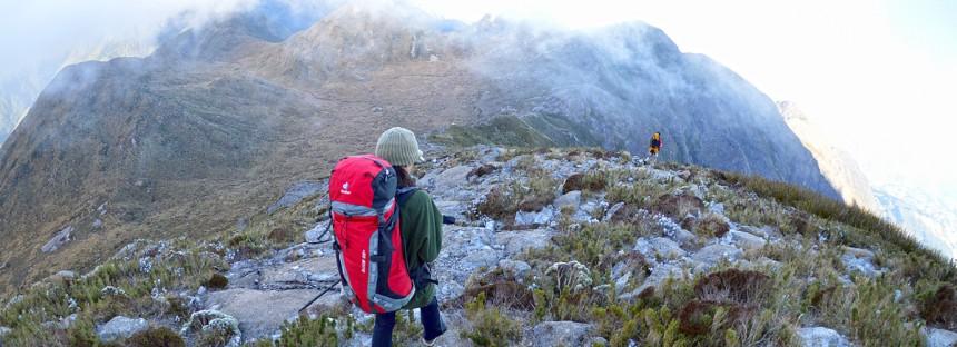 Equipamentos para montanha e trilha – Dicas para a Serra Fina