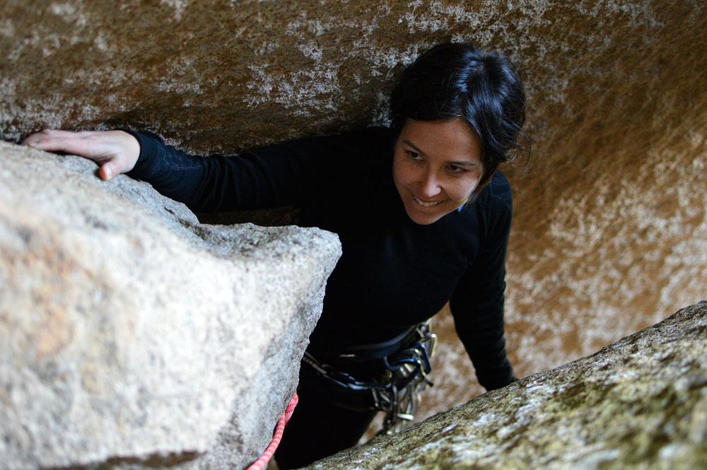 Ana Fujita na Chaminé Idalício