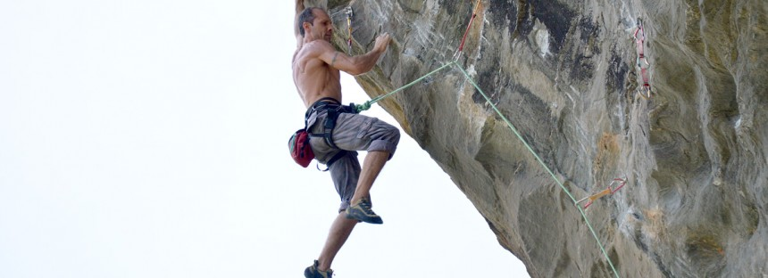 Novo setor de escalada esportiva em Sao Thome das Letras
