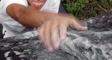 Blocos dos Serranos proibidos para escaladores