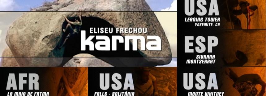 Karma – vídeo liberado para download