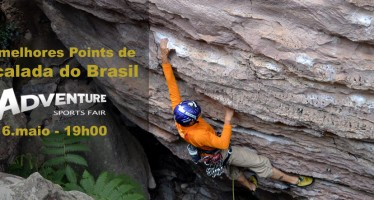Palestra na Adventure Sports Fair 2014