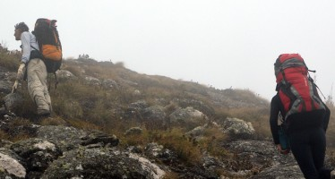 Travessia da Serra Fina – parte I – On The Rocks