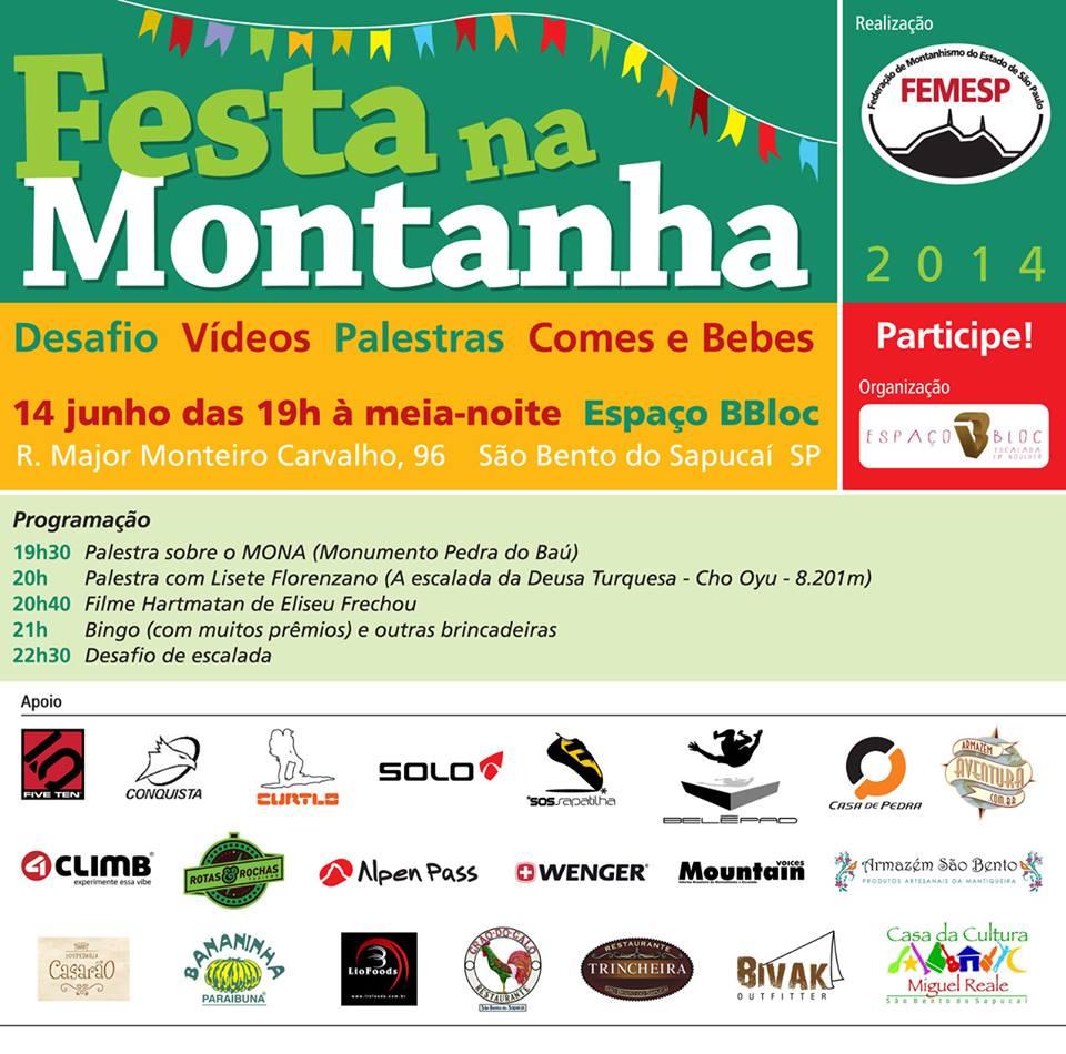 Festa na Montanha 2014