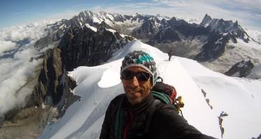 Aiguille du Midi – Alpes 2014