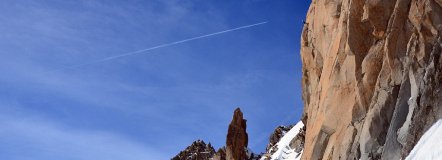 As rochas de Chamonix – Alpes 2014
