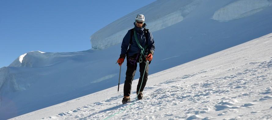 Mont Blanc 1 x 0 – Alpes 2014