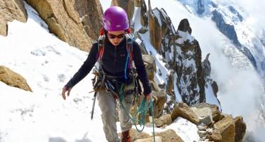 Aresta Cosmiques – Alpes Franceses