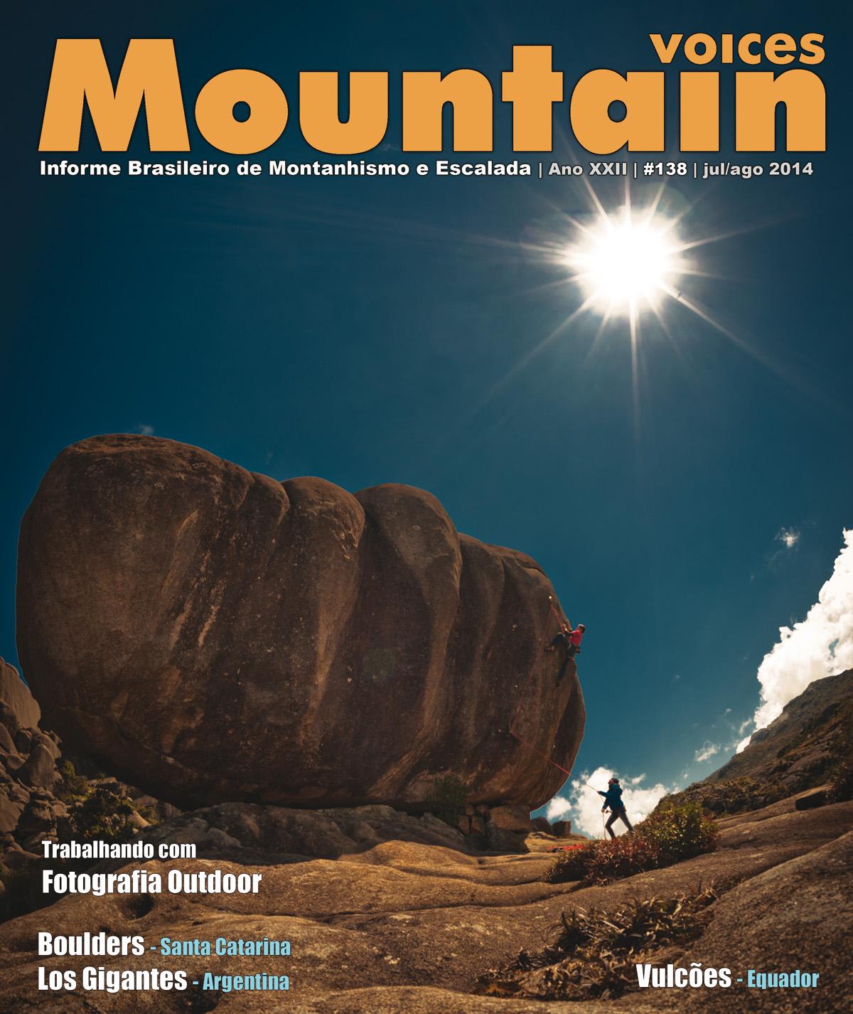 Mountain Voices # 138 - julho/agosto 2014