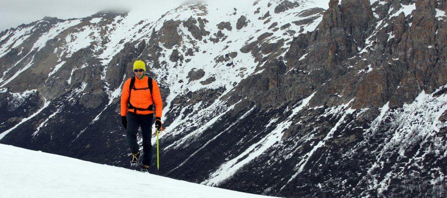 Equipamentos para montanha e trilha