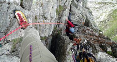 O Brévent pela Frisson-Roché – Chamonix