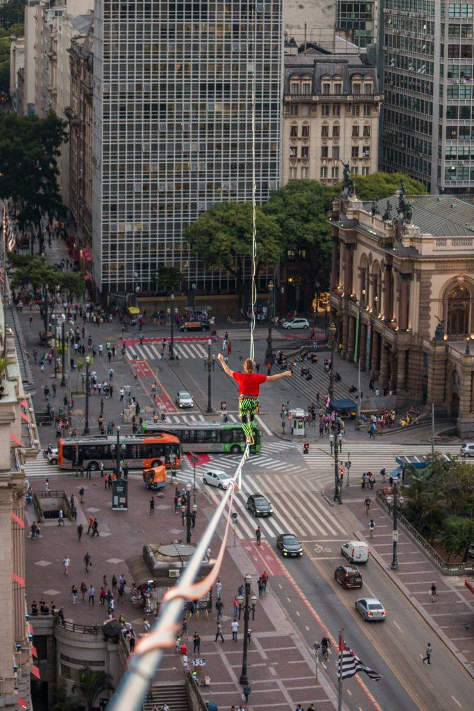 Virada Esportiva em São Paulo.