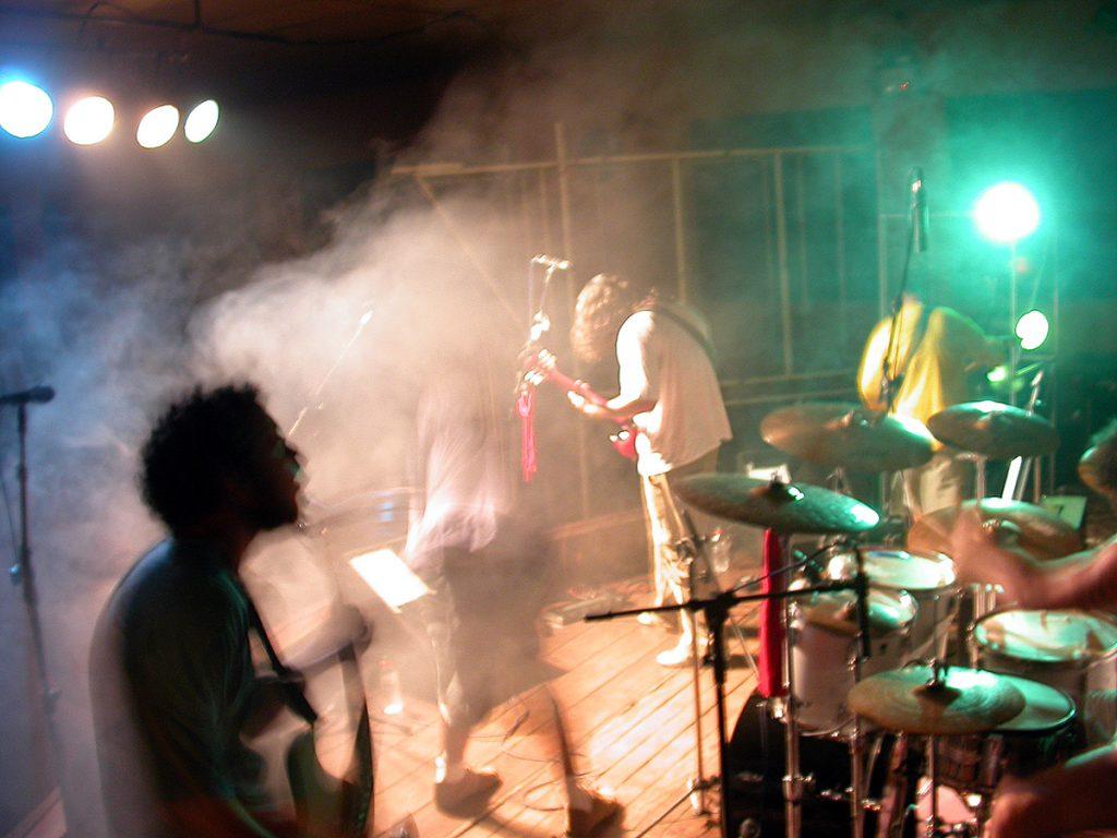 Rock'n'roll do Bem Vindo José Antônio.