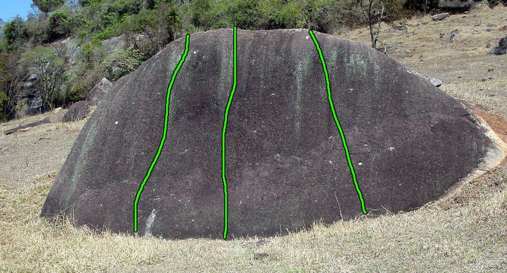 Boulder falésia do Lagarto.