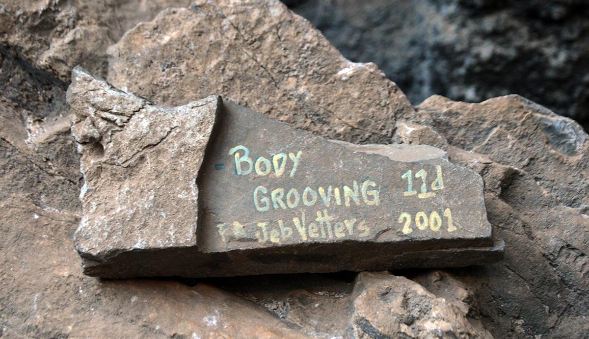 Acho as pedras grandes demais e podem ser retiradas do lugar eu surrupiadas. Las Animas, México.