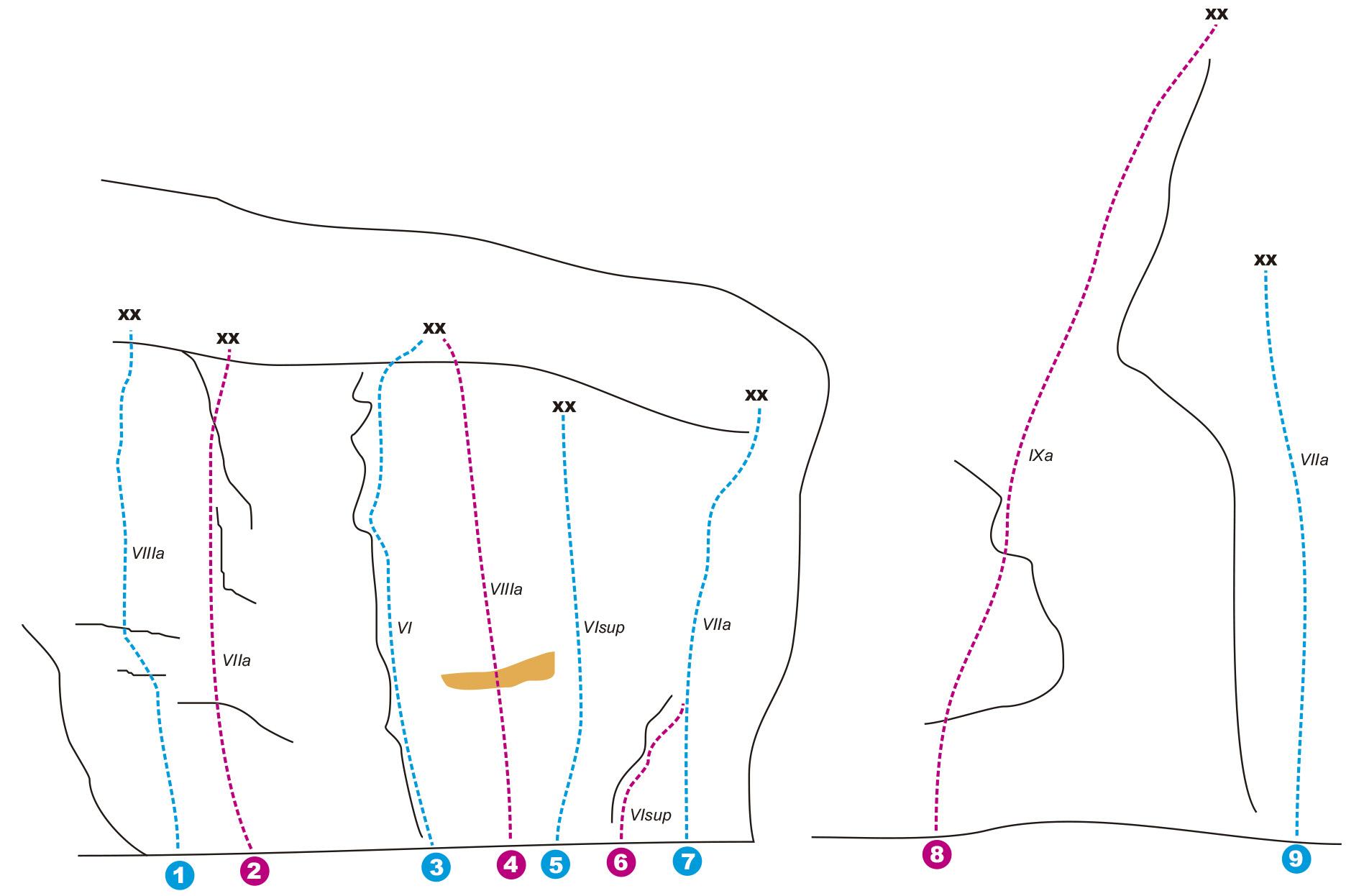 1 Seis Pés 2 Racha Cuca 3 Fissura 4 O Tavinho 5 Rabo de Raposa 6 Variante 7 Jahmel 8 Farofa 9 Vale Tudo 10 Entala Testa 11 Desconhecida.