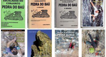 Guias de Escalada do Baú e Região 1989-2021